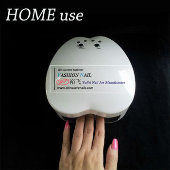 Home Use Wholesale - 9W LED Nail UV Lamp AC110V 230V POWER9W Nail Art Machine Tool Beauty Dryer
