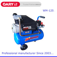 1hp 25L portable air compressor