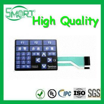 High Quality~~Best Price!!~Smart bes~membrane keypad switch,touch screen keyboard switch membrane