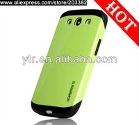 SLIM ARMOR SPIGEN SGP Hard Protection Case Skin TPU+Plastic Back Cover skin For Samsung Galaxy S3 i9300