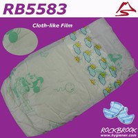 High Quality Competitive Price Disposable European Baby Diaper Manufacturer from China