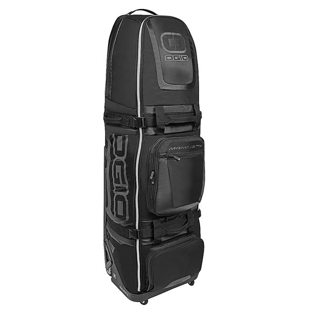 Ogio Mammoth Travel Bag - Black