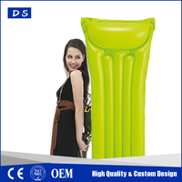 Hot commercial cheap inflatable water toy/mattress for adults