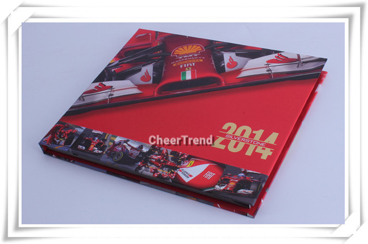 7 inch video brochure video book for promotion with touch screen