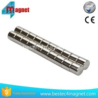 high power Sell Strong Rare Earth neodymium small powerful disc magnets for sale China Manufacturer