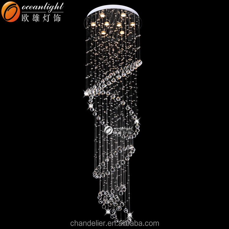 Material Crystal Ball Light Glass Pendant Lamp For Italy Market om9100