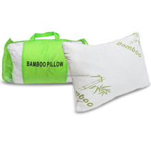 Adjustable Shredded Bamboo Memory Foam Pillow