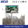 Brightness more than 8000nit outdoor LED signboard 10mm