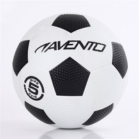 futbol inflatable promotinal rubber football plastic soccer ball