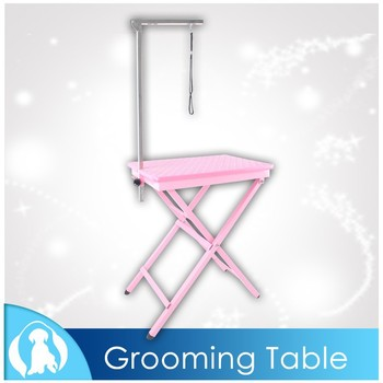 Outdoor competition lift grooming table a master grooming tools/N-306