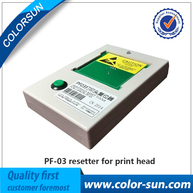 For Canon PrintHead Resetter PF-03 / PF-04 / PF-05