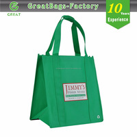 Cheap Price New Design Pictures Printing PP Nonwoven Fabric Shopping Bag