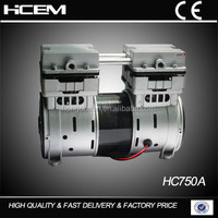 dental motor silent small electric portable mini hydraulic air compressor
