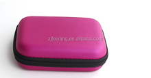 PU protective power bank hard case,custom EVA mobile case