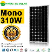 Top quality 310w high power solar panel