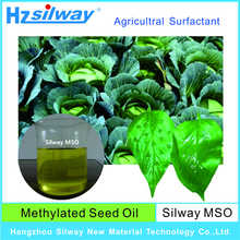 MSO 2017 fungicide wetting agent with Liquid