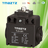 10A/250VAC fast action magnetic proximity limit switches sliding gate limit switches model XZ-9202 XCK-T110 TLS LS S 301