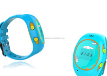 New Fashion High-collocation Anti Lost GSM Child Kid GPS Tracker Watch Phone Call