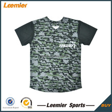 Custom came design blank baseball jerseys wholesale