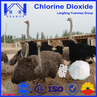 Best Selling Chlorine Dioixde Tablet Used for Poultry Disinfection