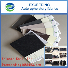 car Interior decoration upholstery polyester needle punched felt nonwoven fabric for automobile