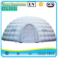 Large camping/trade show tents used party tent for sale ,outdoor inflatable dome event tent
