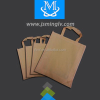 customized non woven shopping hand bag