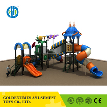 Wholesale playground interesting kindergarten outdoor play equipment