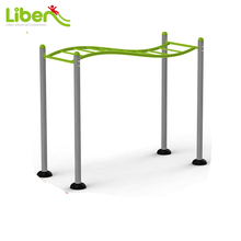 Liben Factory Price Adults Used Steel Park Outdoor Exercise Equipment Monkey Bar