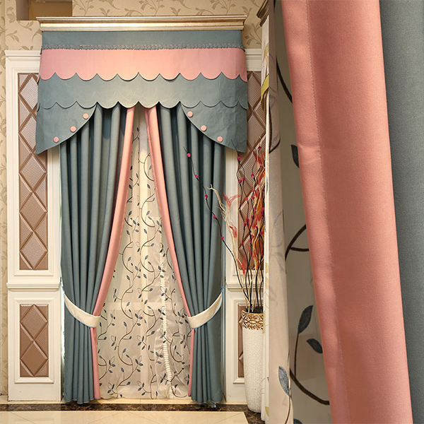 Fashion curtains for children bedroom