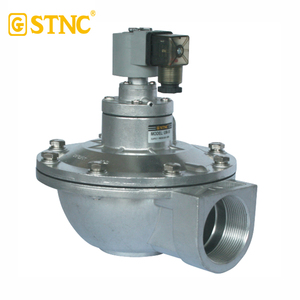 UM series Aluminum Pilot Pneumatic Disk pulse valve Water cleaning valve