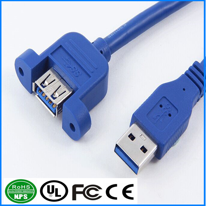 Maoye USB 3.0 AM to AF Date Cable factory wholesale
