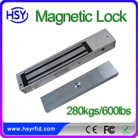 280kg Security Door Locker Electronic Magnetic Release Locks China Supplier