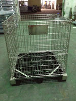 Warehouse Wire Mesh Pallet for Rack Storage