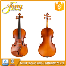 TL001-4B Tongling The Grade Student Matte Solid Brand Violin Musical Instrument