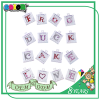 Newest Quality Guaranteed Decorative Glitter Good Adhesive Blink Face Jewel Stickers For Kids