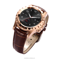 2016 top level wholesale smartwatch round T2 S2 phone watch MTK 6260 andriod watch china watch factory alibaba china