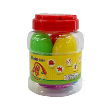 High Quantity Plastic Egg Bouncing Putty Toys