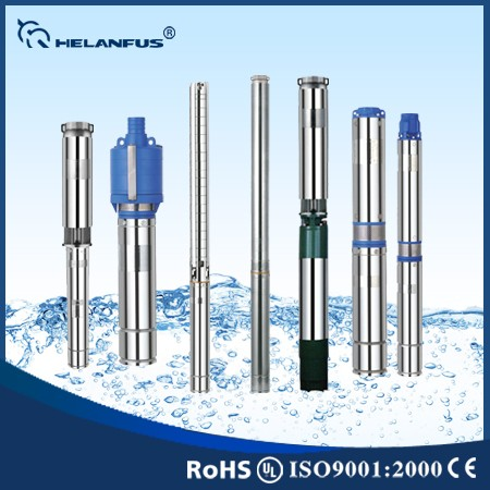 Ac Solar Submersible Pump Price China Supplier