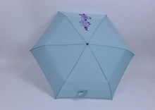 Super Mini 3 Fold Pocket Travel Umbrella Sun Rain Umbrella Best for Traveling