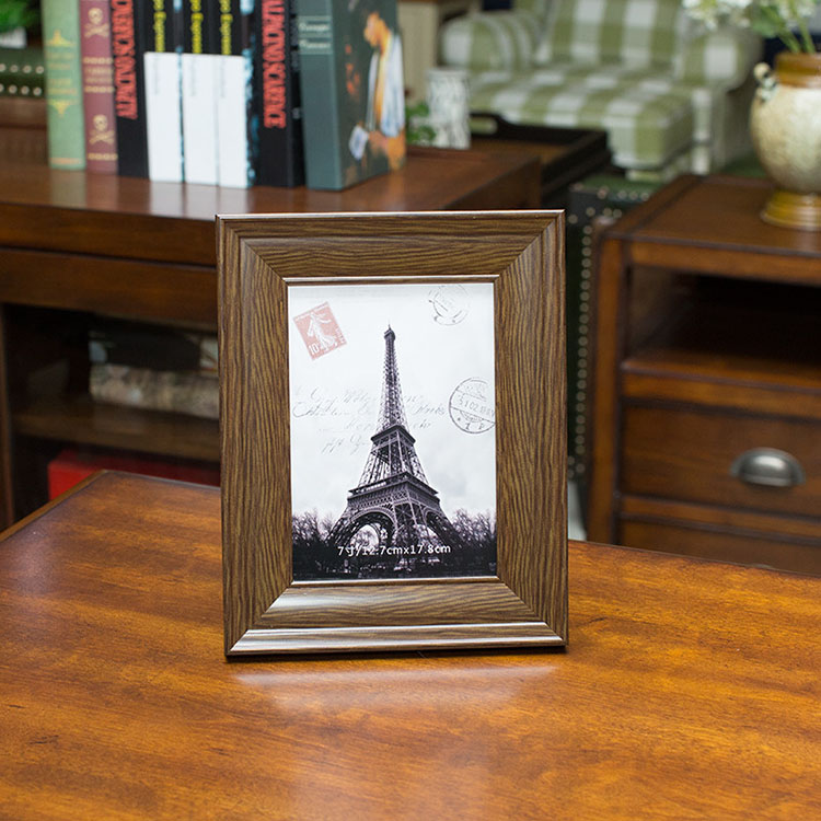 Wood Grain 13x18 Picture Frame 7 Inch Photo Frame New Models
