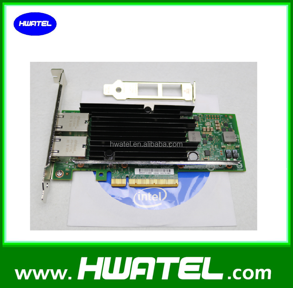 2 port network card 10G UTP Network AdapterX540 10G Ethernet Server Adapter 10Gbps Dual Port PCI-E NIC