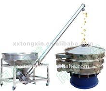 Industrial Screw Auger Conveyor System For Grain Powder
