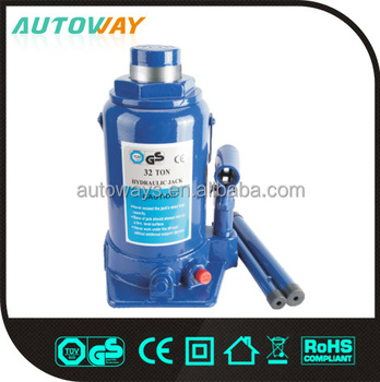 32T CE GS/TUV W/ Safety Valve Hydraulic Jack Hand Pump