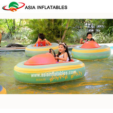 inflatable bumper boat floating boat for water game
