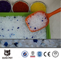 Clean and cheap best crystal silica gel cat sand
