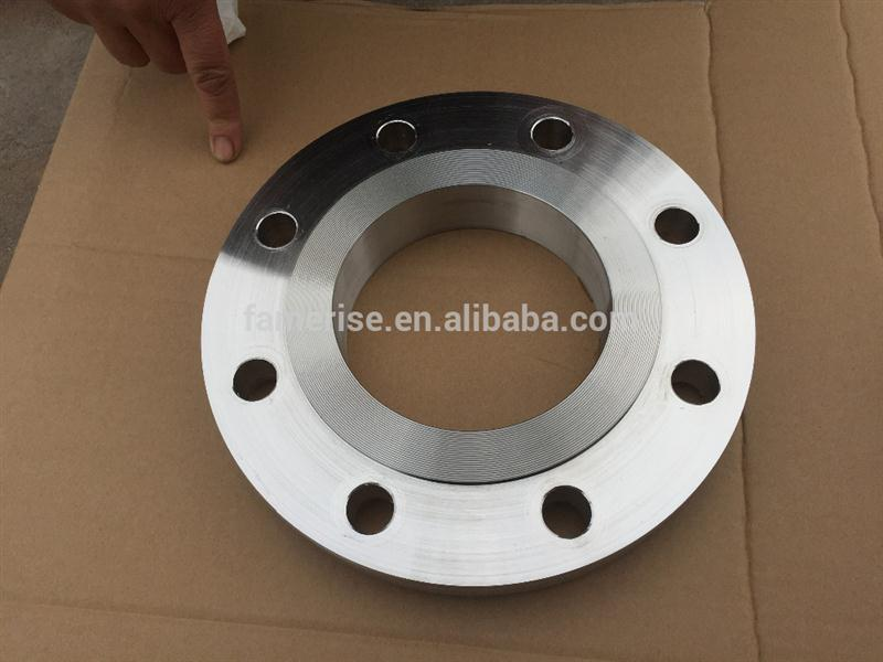 New design stainless steel flange astm a182 f321h spacer and spade flange square hole flange pipe fitting with CE certificate