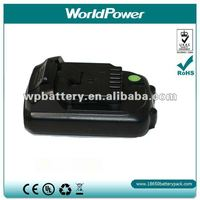 High Quality~Dewalt power tool replacement batteries,12v 1300mAh/1500mAh Lithium battery pack for Dewalt power tools