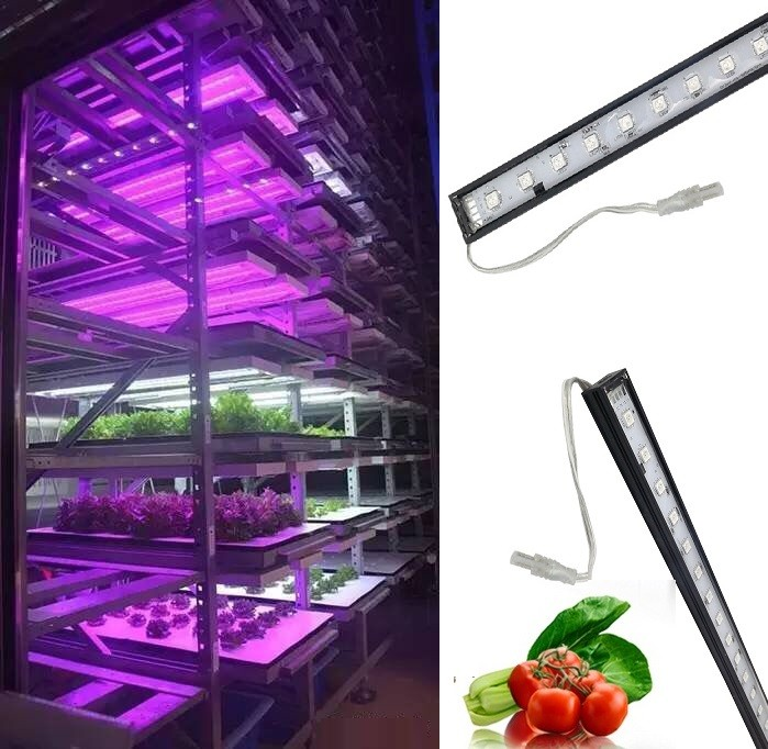waterproof led strip grow lighting free sample led grow lights bar only pay shipping