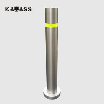 Protection Round Safety Stainless Steel Bollards